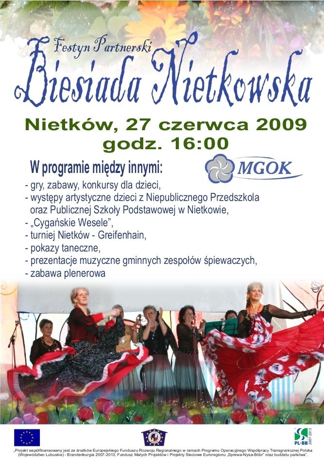 Biesiada Nietkowska